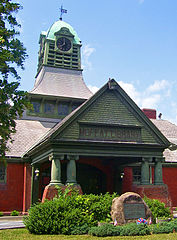 Moffat_Library,_Washingtonville,_NY.small