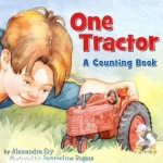 Certain to delight young vehicle lovers, this fantastical number book perfectly balances imaginative play with instructions on counting. When one tractor in the grass runs out of gas, the backyard doesn't stay quiet for long. Soon pirates sail in to play, and the backyard races to life with airplanes, cranes, trucks, and trains. Readers can count along as the vehicles and machines soar, hoist, dig, and zoom in this fantastical number book.