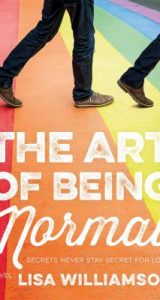 The Art of Being Normal by Lisa Richardson